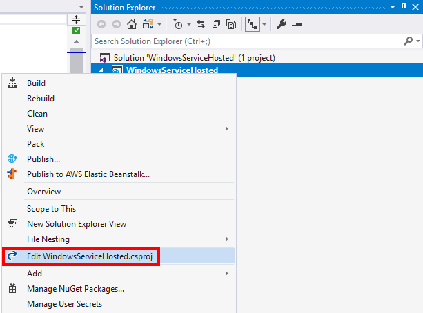 Host ASP NET Core Application as a Windows Service – Eric L  Anderson